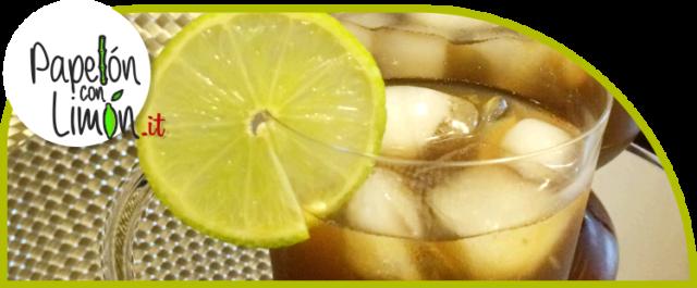 Papelon with Lemon