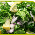 Parsley, Red Onion and Lemon Supreme Salad