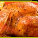 Turkey Stuffed with Nuts