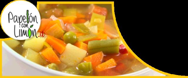 Caldo Claro de Verduras