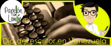 29 de Noviembre: Día del Escritor en Venezuela